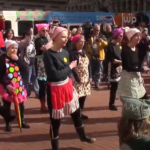 feat-flashmob