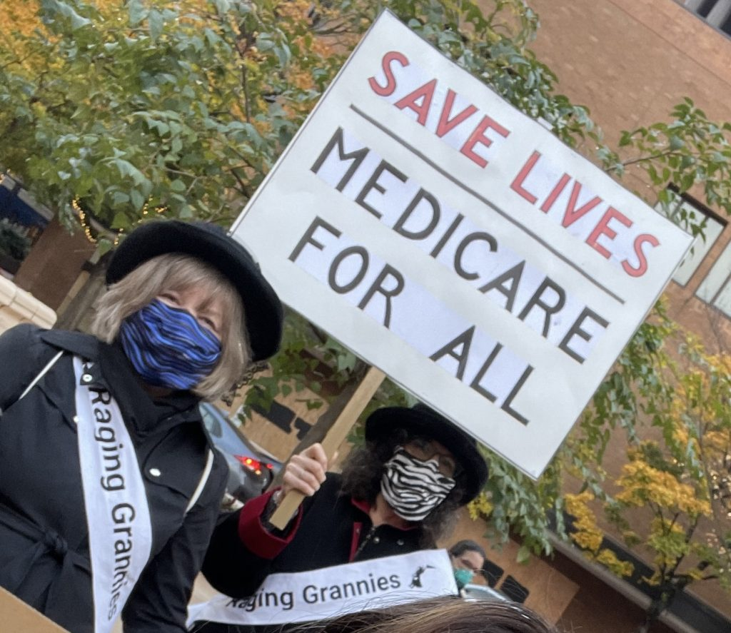 Rise Up for Medicare for All, November 10, 2020