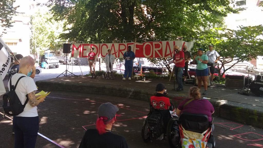 Medicare for All, July 24, 2021